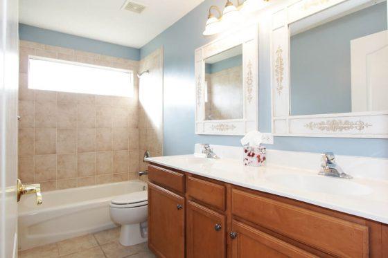 podświetlane lustro do łazienki